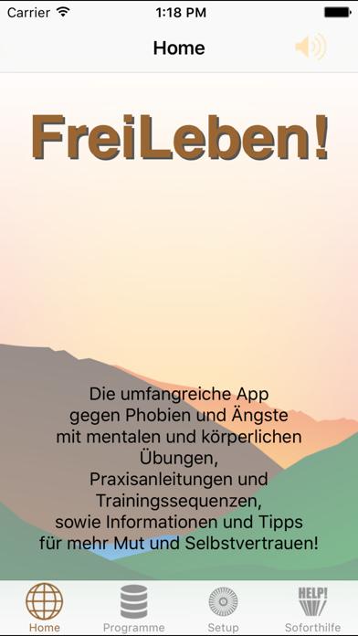 FreiLebenScreenshot von 1
