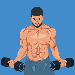 Gym Workout - Muscle Building