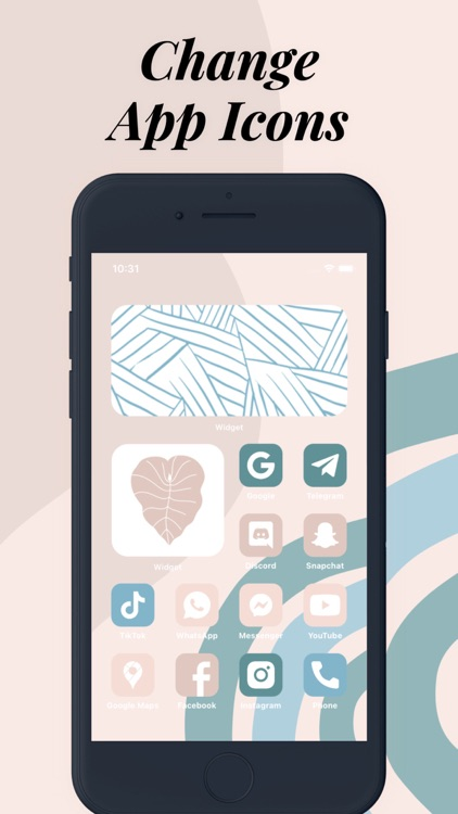Icon Theme - Aesthetic Kit screenshot-3