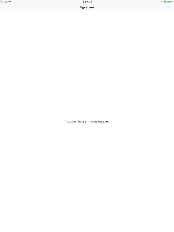 Email Signature Pro screenshot 10