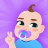 Willkommen Baby 3D