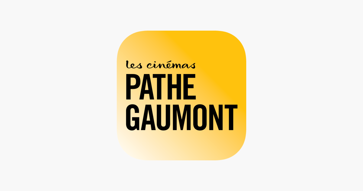 les cin mas path gaumont dans l app store. Black Bedroom Furniture Sets. Home Design Ideas