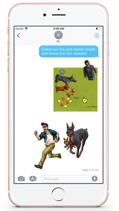 Get 'Em Stickers Screenshot 9