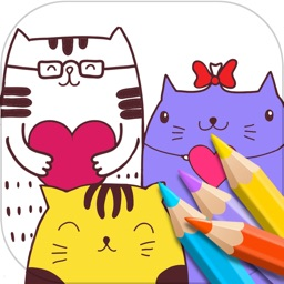 Coloring Book & Pages App