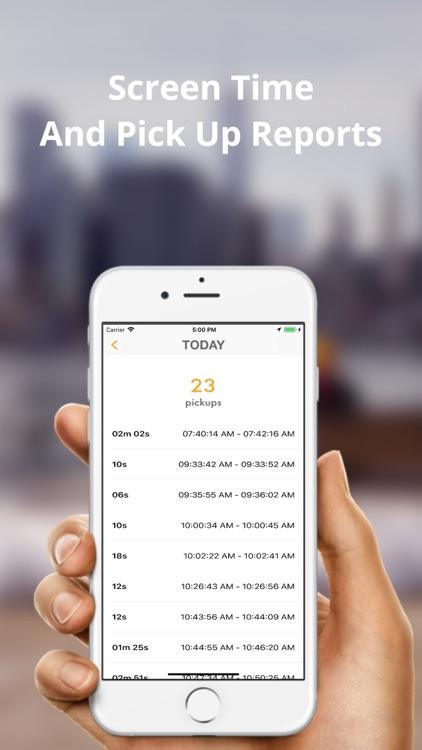 Timedown: Screen Time Tracker