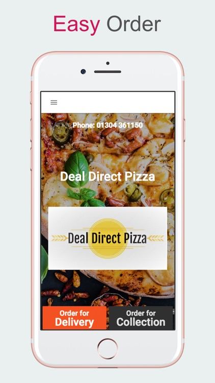 Deal Direct Pizza By Cuneyt Gul