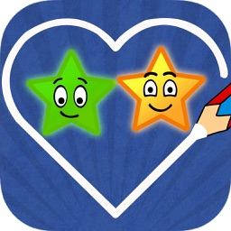 Connect Love Stars Puzzle