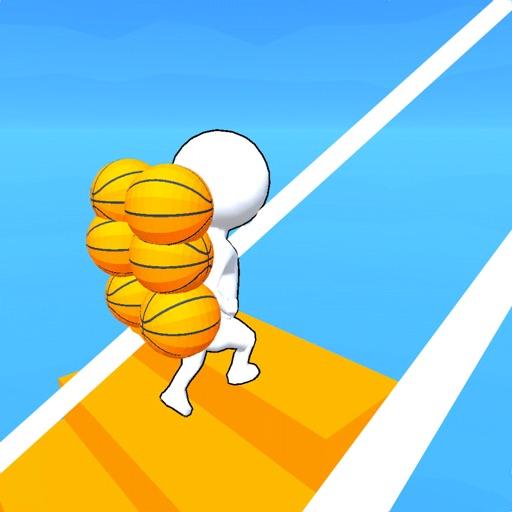 Basket Race -Fun Puzzle Game
