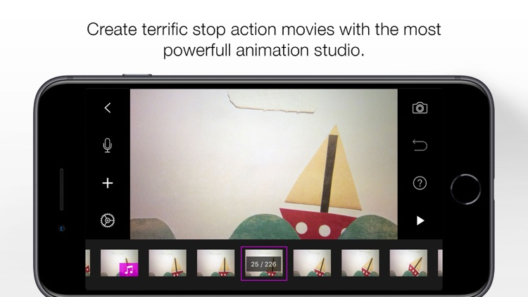 Stop Motion Studio Pro screenshot-0