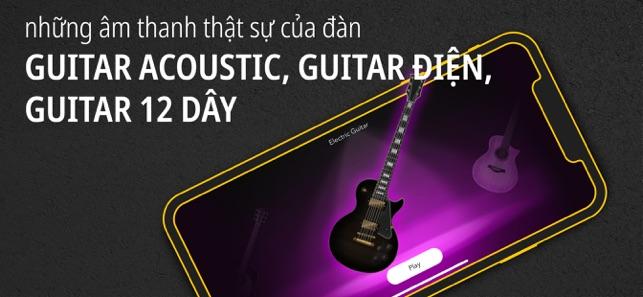 Guitar - Trò chơi âm nhạc