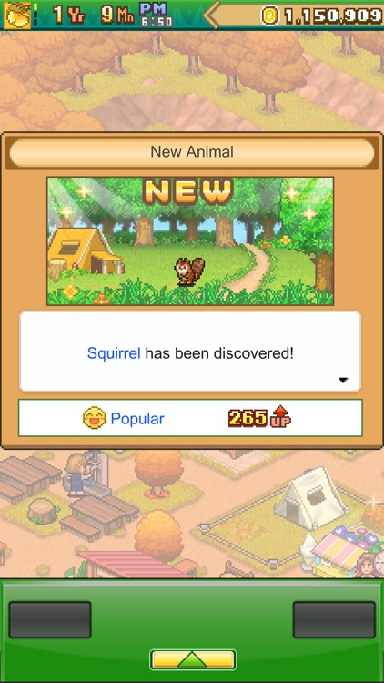 Forest Camp Story screenshot-3