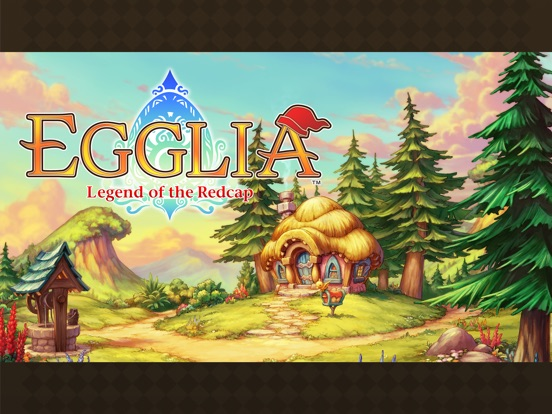 EGGLIA: Legend of the Redcap на iPad