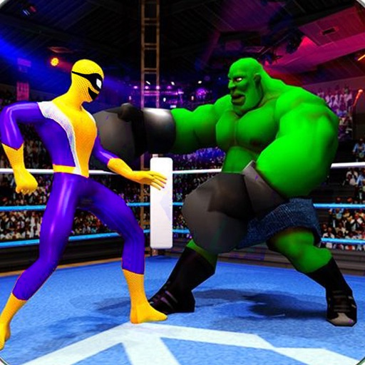 Superhero Ring Battle