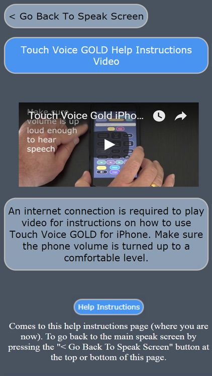 Touch Voice Gold AAC screenshot-4