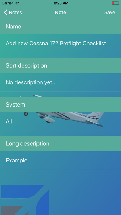 Cessna 172 Preflight Checklistのおすすめ画像5
