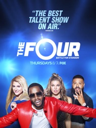 The Four on FOX ipad images