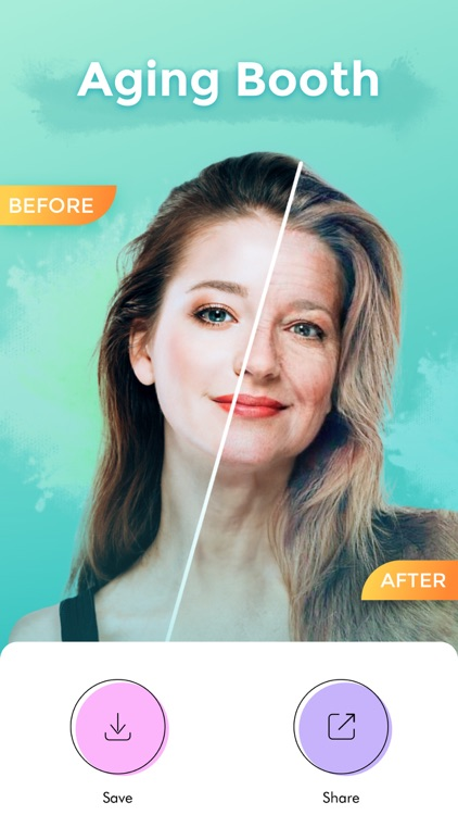 illus: Cartoon Face&Hair Salon