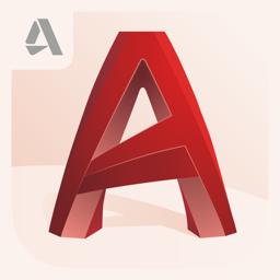 Ícone do app AutoCAD
