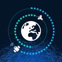 Satellites Space Tracker App