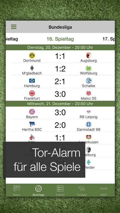 Pocket Liga - Fussball Live-2