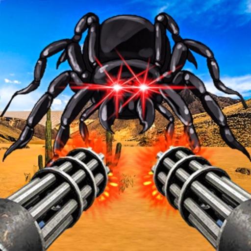 Spider Assasin Sniper Shooting