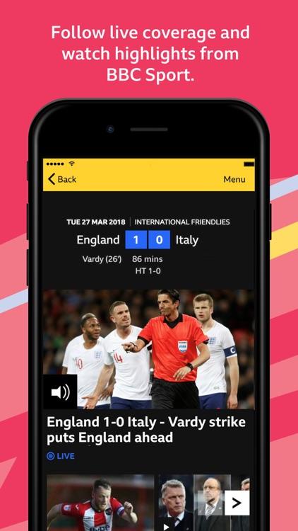 BBC Sport screenshot-3