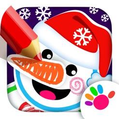Bebek Oyunları çocuk Boyama 3 App Storeda