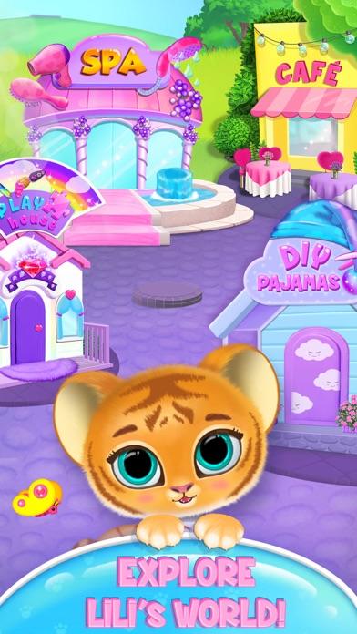 Baby Tiger Care screenshot 5