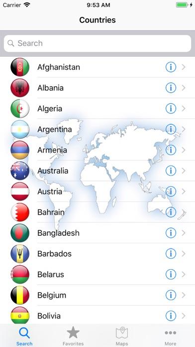 Emergency Phones Pro Screenshots
