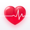 App Icon for InPulse - Heart Rate Monitor App in Pakistan App Store