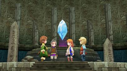 Screenshot from FINAL FANTASY III (3D REMAKE)