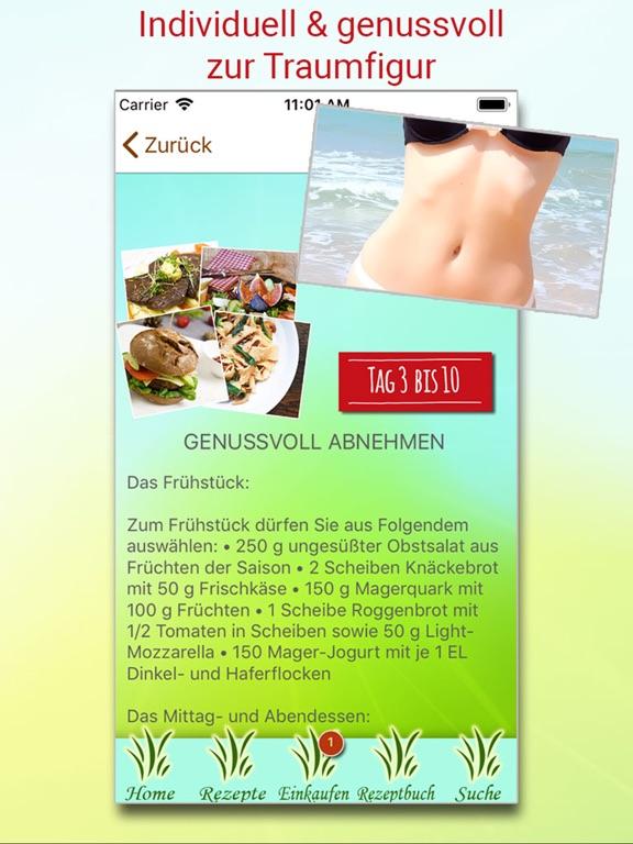 Blitz Diät - Schnell abnehmen screenshot 9