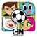 Toon Cup 2018 - Football Game