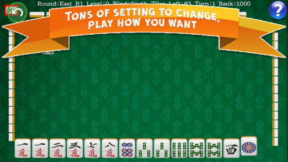 Hong Kong Style Mahjong screenshot two