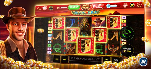 Slotpark Casino Slots Online Screenshot