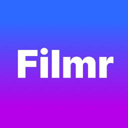 Ícone do app Filmr: Editor de Vídeo e Fotos