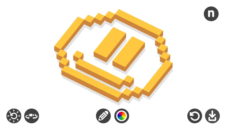 Pixel Draw 3D screenshot-3