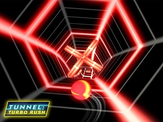 Tunnel: Turbo Rush Ballz Game-ipad-1