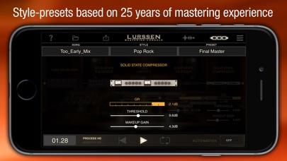 Lurssen Mastering Console Screenshots