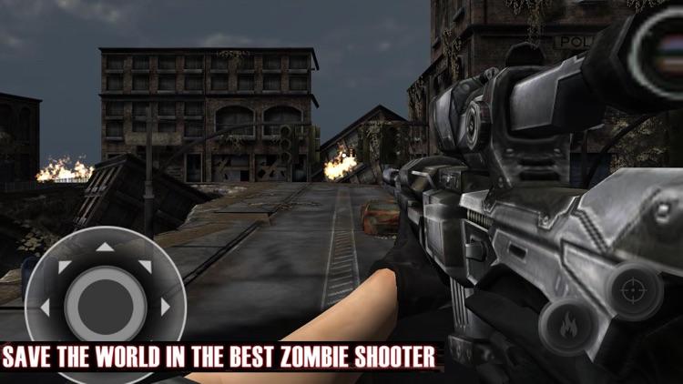 Zombie War Shoot