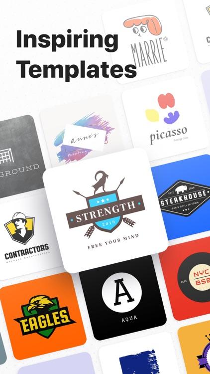 Logo Maker Shop:Design Creator screenshot-4