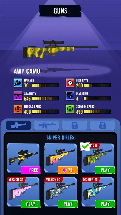 Sniper Zombie 3D: Dead Zombies screenshot-4