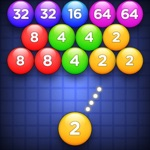 Number Bubble Shooter.