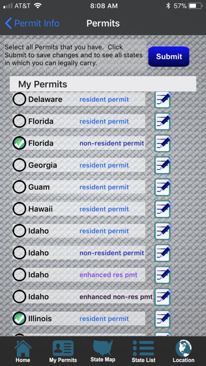 CCW – Concealed Carry 50 State screenshot-3