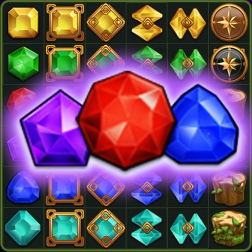 Jewel & Gem Crush-Match Master