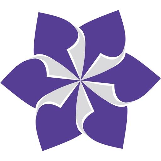 PurpleTrail: Custom Stationery iOS App