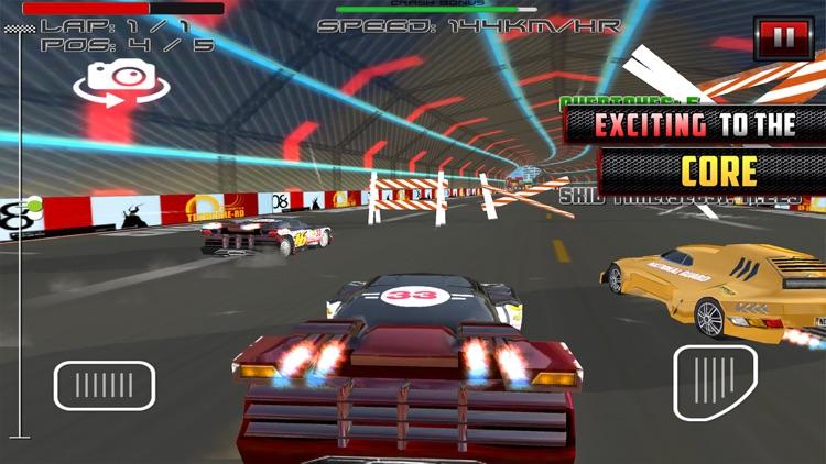 Racing Outlaws MMX Car Race