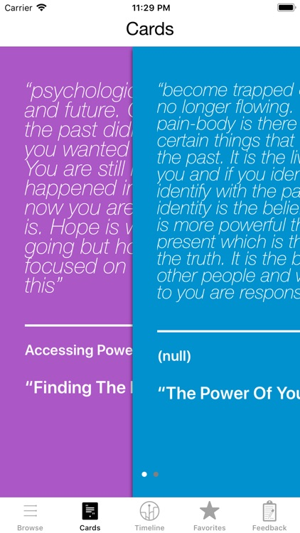 Practicing the Power of Now screenshot-4