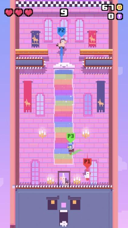 Crossy Road Castle screenshot-5