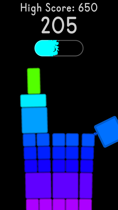 PolyFall screenshot two